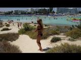 Один из лучших пляжей в мире, Нисси Бич.