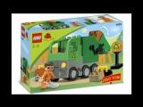 Lego Duplo Garbage Truck 4659 - Qunlong 10683 - Лего Дупло Мусоровоз
