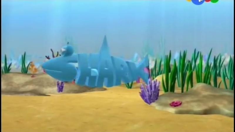 Акула (Слова shoe, shark)