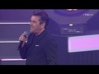 28.07.2017 RBB HD. Die Schlagernacht in der Berliner. Thomas Anders - Der beste Tag meines Lebens + Modern Talking Medley