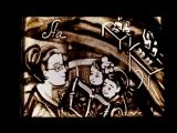 Ұстазым - Айжан Жаркешова (құмды анимация) - YouTube