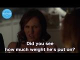 Put on weight / Английский с Марусей
