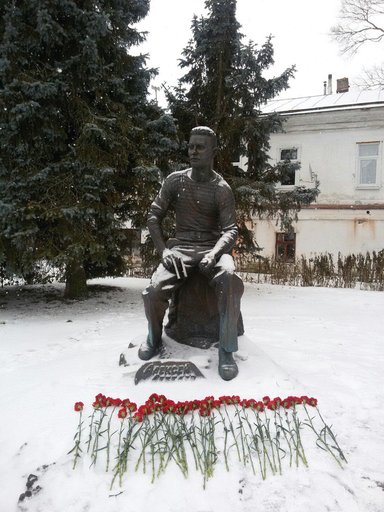 Экспедиция памяти Алексея Лебедева