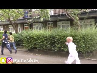 Пранк Малыш-переросток