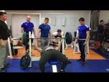 Соревнования по жиму лежа Уфа, Роман Лукманов, 135 кг