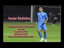 Sanjar Rashidov | Goals, Skills, Assists, Passes, Tackles | Sogdiana| 2015/2016. (HD)