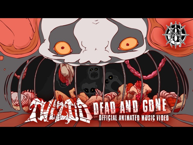 Twiztid - Dead Gone (Unh-Stop) Official Animated Music Video - Majik Ninja Entertainment