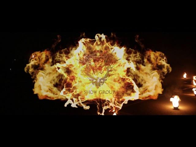 L-show group|Огненное шоу премиум уровня. Музыкальный фейерверк