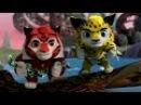 Лео и Тиг - Серебряная река - Серия 5 - Новые мультфильмы для детей о тайге и её жи ...