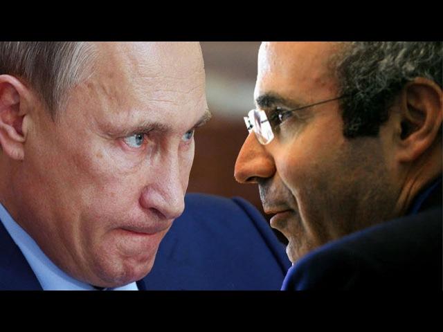 Билл Браудер о Путине, об Акте Магнитского, о встрече в Трамп-Тауэре... и о всеобщей коррупции...