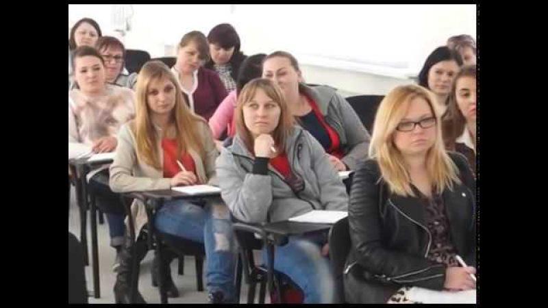 В Донецке впервые прошел всеобуч по правовому просвещению родителей
