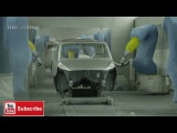 CAR FACTORY Mercedes V-Class Production