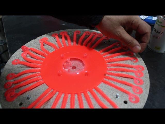 Формы для центробежного литья от TAT FORM-Lucky John Ballist 3,3 д