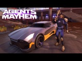 Agents of Mayhem - Ride For Mayhem [NOR]