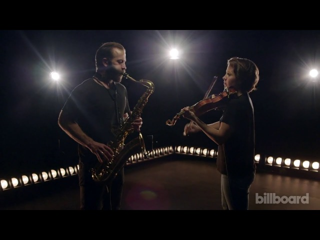 Colin stetson and sarah neufeld - the sun roars into view