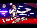 The Voice 2016 Blind Audition - Darby Walker: Stand by Me