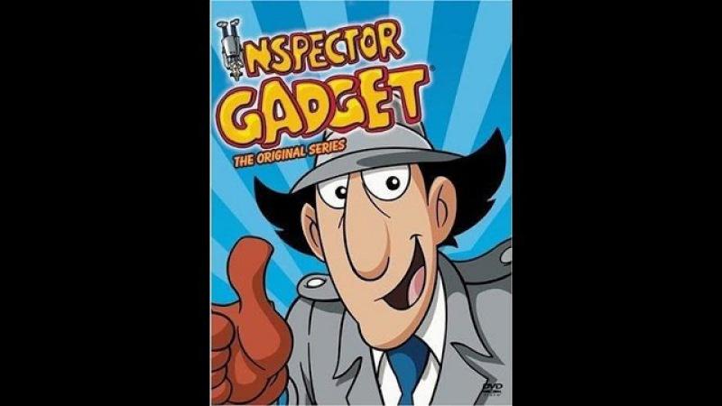 Инспектор Гаджет - Заставка/Inspector Gadget - Saver