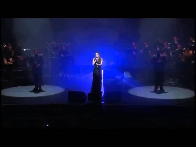 Allahu Akbar Ave Maria Tania Kassis live at l'Olympia Official Video