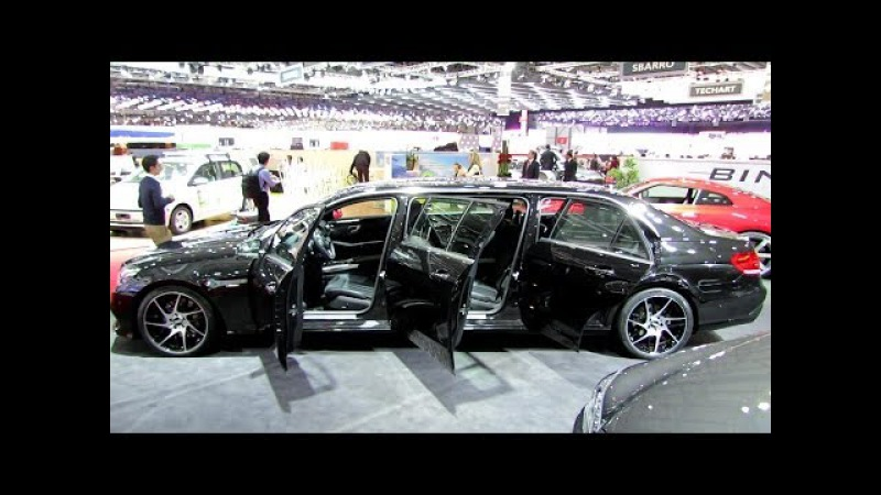 2014 Mercedes-Benz E350 4Matic Benz Limousine Edition - Exterior and Interior Walkaround