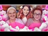 ПУХЛЫЙ КРОЛИК с Маша Вэй / CHUBBY BUNNY CHALLENGE ft. Maria Way