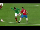 Costa Rica vs Mexico - Goals & Full Match 2017 - Gameplay