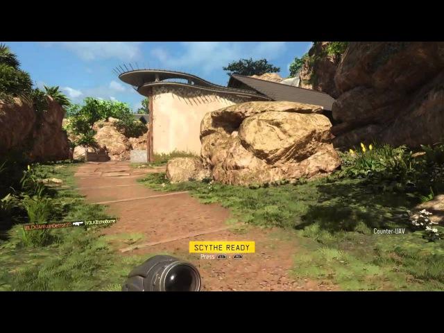 Call of Duty: Black Ops 3 - Hardcore TDM - Drakon - Gameplay