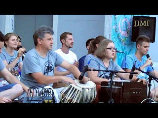 Sahaja yoga. Сахаджа Йога. Поёт киевский этно -коллектив