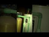 Centeral water heater and its sand filter- السخان الماء المركزي والفلتر الرم&#160