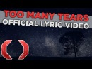 Celldweller - Too Many Tears (Official Lyric Video)