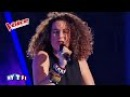 The Voice 2016 | Amandine VS Khady - Only Girl in the World (Rihanna) | Battle