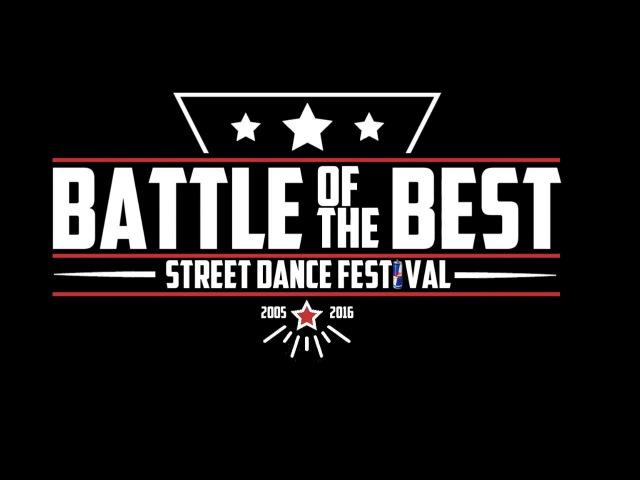 Eric Negron (USA) judge solo - Battle of The Best Thessaloniki 2016