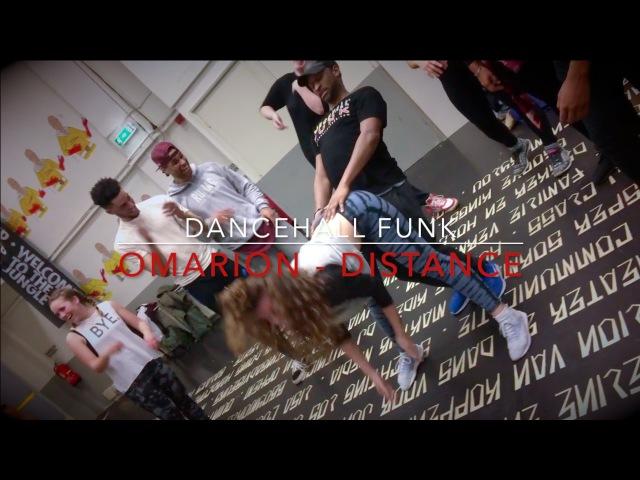 Omarion - Distance | Choreo by Lorenzo Hanna asst Katerina Triotskaya (Dancehall Funk) | Danceproject.info