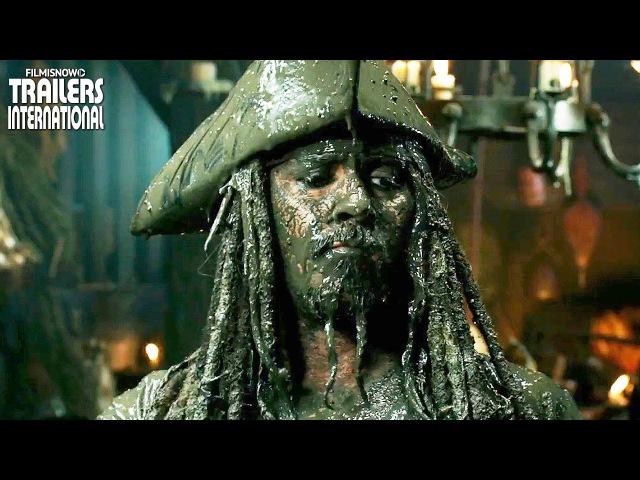 Piratas do Caribe: Jack e Will retornam em novo trailer