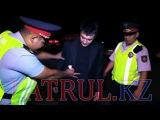 В Алматы задержали улыбающегося мужчину со «свертком» в кармане