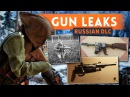 NEW WEAPONS LEAKED! - Battlefield 1 In The Name Of The Tsar DLC Russian DLC