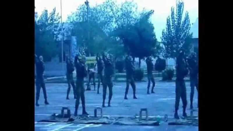 Спецназ ГРУ Таджикистан 201 Военная База wmv