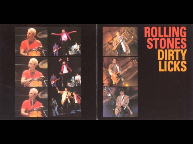 Rolling Stones - Dirty Licks (2002-2003) - Full Album