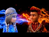 The Snow Queen 3 Fire and Ice - Невыносимая Герда и Роллан