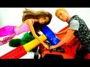 Игры для Девочек КЕН чинит машину Терезы! БАРБИ ревнует 😐 Мультик Куклы Barbie / В...