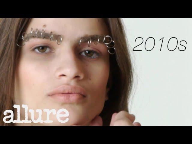 100 Years of Brows | Allure » Freewka.com - Смотреть онлайн в хорощем качестве