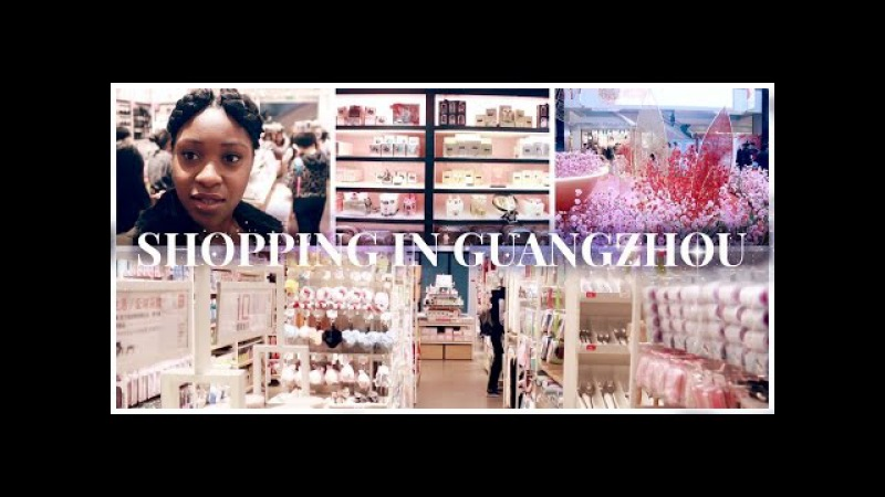 Shopping in Guangzhou, China | VICTORIAS SECRET Miniso