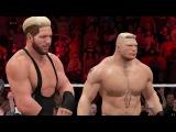 Curtis Axel &amp Shinsuke Nakamura vs. Brock Lesnar &amp Jack Swagger(WWE Tag Team Championship)