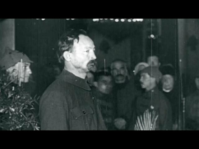 Рыцарь революции Ф.Э.Дзержинский, документальные кадры, HD1440
