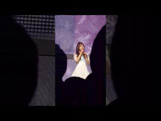 [JISOO] 170115 겨울나라의 러블리즈 1st 콘서트 지수 엔딩멘트 직캠 (Lovelyz 1st Concert JiSoo CAM)