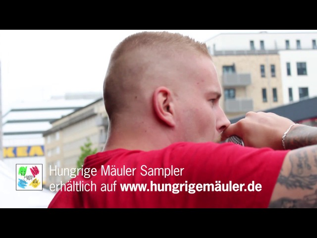 Hungrige Mäuler - Videoblog 2 Altonale 2017 Live at Boogie Down Stage