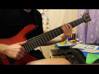 Slap Bass solo (Слэп соло на бас-гитаре)