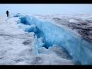 Дрон заснял трещину в Антарктиде 40 Км Ужас