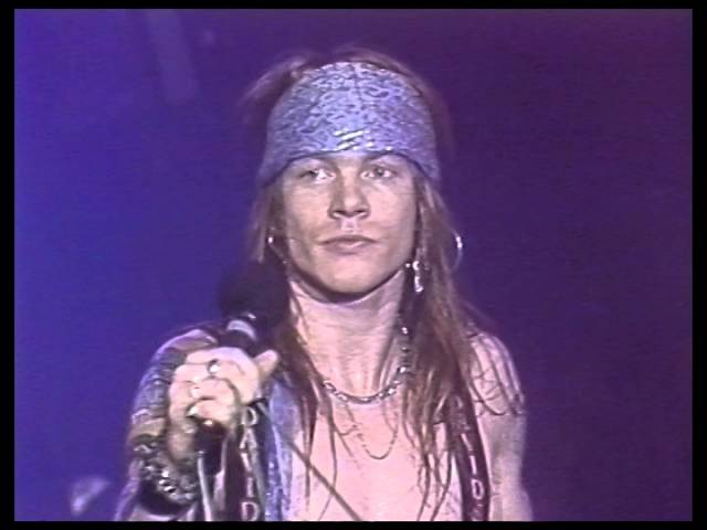 Guns N' Roses - Knockin On Heaven's Door (Live At The Ritz 1988 Uncut Master)