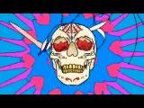 Progressive Psytrance High on Ecstasy mix July 2017 AnimeTrippyCartoon