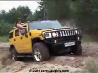 Где ещё можно увидеть таких девушек в грязи